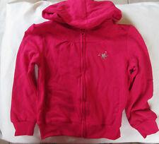Sweats  à capuche enfant FILLE - 8 ans -  57% coton - NEUF
