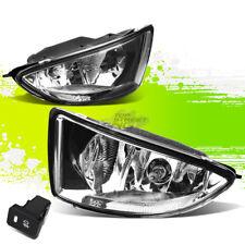 CHROME CLEAR OE FOG LIGHTS/LAMPS PAIR+SWITCH FOR 04-05 HONDA CIVIC EM2/ES1/ES2