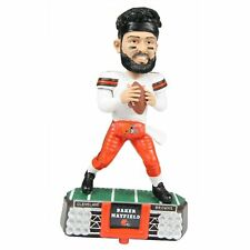 NEW LIGHTS Baker Mayfield Cleveland Browns Player Bobblehead WHITE VERSION 2019