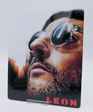 LEON the Professional - Bluray Steelbook Magnet Cover (NOT LENTICULAR)