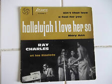 RAY CHARLES AND THE RAELETS  SOUL RHYTHM & BLUES