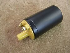 New Repro. Ford Yellow Top 12V Coil Fairlane Thunderbird Mercury Lincoln 1956 up