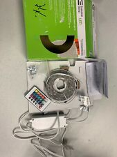 Commercial Electric 8 ft. Color Changing LED Flexible Tape Light with Remote