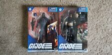 Hasbro G.I. Joe Classified Series Cobra Infantry and Zartan
