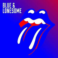 The Rolling Stones ‎– Blue & Lonesome ( CD - Album - Jewel Case )