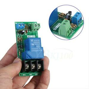 DC 12V 30A Multifunction Delay Timing on/off Timer Relay Module Trigger New fyg