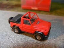 1/87 Herpa MB 300 GE Cabriolet rot 2084