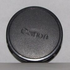 Used Canon Rear Lens Cap Genuine made in Japan for FD lenses manual focus B11138
