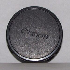 Used Canon Rear Lens Cap Genuine made in Japan for FD lenses manual focus B11138