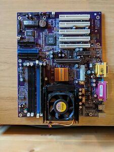 Windows 98 Retro Gaming Pentium 4 2 GHz 256 MB Geforce2 MX400 40GB