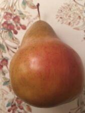 Birne,Frucht,Früchte,Dekofrüchte, Tischdeko, Dekoration, Küche, Esszimmer, Tisch