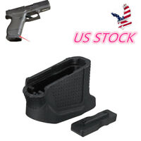 US NEW  Replacement Enhanced Magazine Extension Base Plate For Glock 43