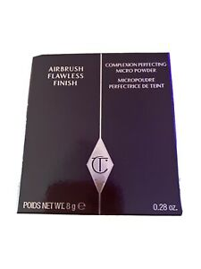 Charlotte Tilbury Airbrush Flawless Finish Powder 8g Shade 2 Medium