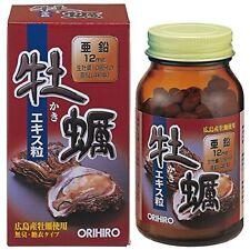 ORIHIRO Oyster Extract Grain 120tablets
