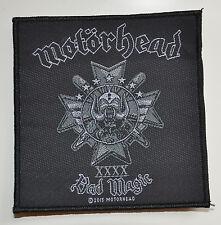 MOTORHEAD - Bad Magic - Patch - 10,1 cm x 9,8 cm - 164082