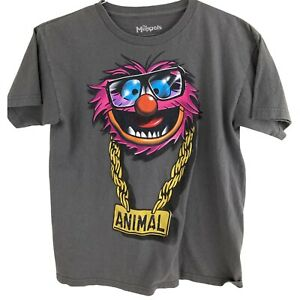 The Muppets Animal Bling Youth T-Shirt Size 18-20