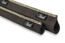 Funk Motorsport Carbon Fibre Heat Sleeving sewn 15mm (Dia.) X 0.5m Length