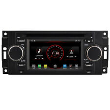 Android 10 Car DVD Radio Stereo GPS for Jeep Patriot Compass Chrysler PT Cruiser