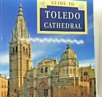 guide to toledo cathedral paper book tourist churches buildings old vintage bh