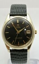 OMEGA SEAMASTER REF 166010-63 REFINISHED DIAL STEEL-GOLD CAL 562 AUTOMATIC