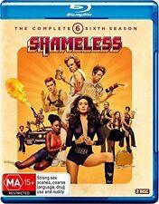 SHAMELESS (EEUU) - TEMPORADA 6 - Blu-Ray - Sellado Región B