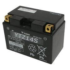 Batteria ORIGINALE Yuasa YTZ14-S HONDA XL V Transalp 700 2008-2013