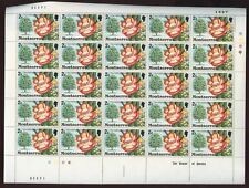 Trees Montserratian Stamps