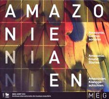 AMAZONIE / Contes Sonores / Sound Stories / (1 CD) / NEUF