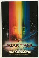 Gene Roddenberry: Star Trek: The Motion Picture FIRST EDITION
