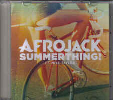 Afrojack-Summerthing Promo cd single