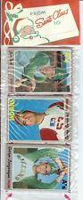 1970 Topps Baseball Holiday Christmas Rack Pack Nolan Ryan HOF RC's Possible?