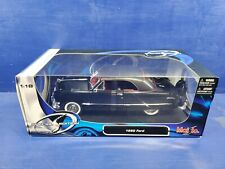 FORD 1950 by MAISTO Black Color 1:18 Diecast Car New in Box Special Edition NICE