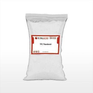 TFC Titandioxid Pulver Titanweiss Farbpigmente Weißmacher CI 77891 Pigment 1kg