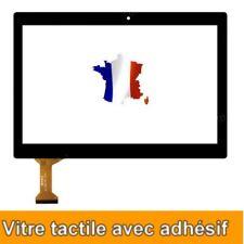 ECRAN VITRE TACTILE TABLETTE POUR LOGICOM M BOT TAB 101 NOIR