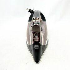 Rowenta Dw2459 Steam Iron w/ Retractable Cord, Stainless Steel, Black -Read!-