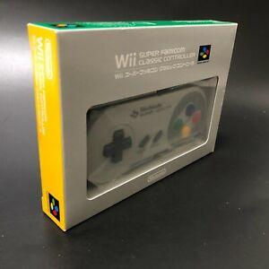 Club Nintendo Wii Super Famicom SNES Classic Controller F/S Japan