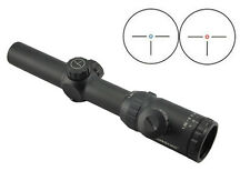 Visionking 1.25-5x26 Rifle scope Hunting 30 mm German #1 Reticle 223 17 .22LR