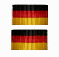 3x5 German Germany Country Double Sided Nylon 210D Flag 3'x5'