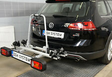 Bike Rack Cycle Carrier Towbar Mounted Tilting option for 2 bicycles GIRO 2