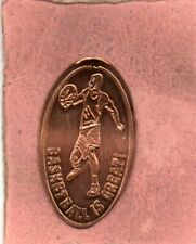 Basketball Is Great Elongated Penny