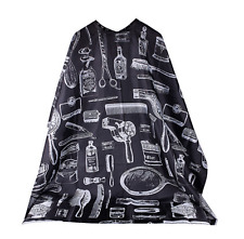 Hair Cutting Cape Pro Salon Gown Barber Cloth Apron For Hairdresser Hair Dye