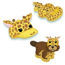 Webkinz online virtual SUMMER MYSTERY clothing items GIRAFFE HAT & SLIPPERS $8