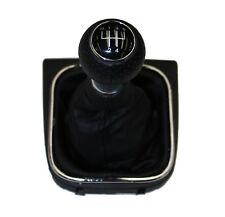 POMELLO LEVA CUFFIA CAMBIO VOLKSWAGEN VW GOLF 6 VI JETTA 5 MARCE MARCIE