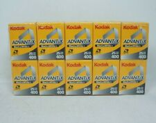 10 Rolls Kodak Black & White B&W Film 400-25 Exposures Advantix Expired 06/04