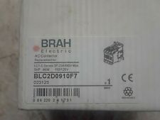 NEW BRAH/TELEMECANIQUE  ELECTRIC BLC2D0910F7 AC REVERSING CONTACTOR 120 V COIL