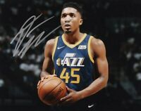 Donovan Mitchell Autographed Signed 8x10 Photo ( Jazz ) REPRINT ,