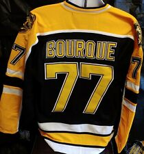 Boston Bruins CCM Vintage Ray Bourque 46 men's small Replica Jersey