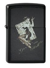 Zippo Lighter ⁕ UL13 Give Em Hell ⁕ 2003771 ⁕ Neu New OVP ⁕ A670
