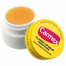 Carmex Classic Moisturizing Lip Balm Jar For Dry Chapped LipCare Skin Care 7.5g