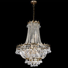 Searchlight Modern Crystal 7-12 Ceiling Lights & Chandeliers